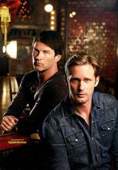 Bill & Eric ~ True Blood
