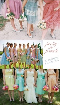 sisters http://www.storkie.com/blog/wp-content/uploads/2012/03/pastel-bridesmaid-wedding-inspiration.jpg