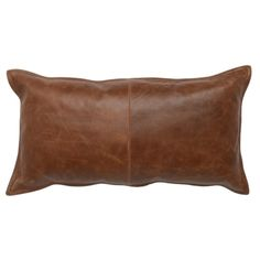 Leather Throw Pillows, Leather Pillow, Brown Pillows, Brown Bedding, Leather Cushions, Sofa Cushions, Leather Dye, Real Leather, Soft Leather