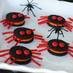 Receta para hacer galletas de arañas | Recetas para niños