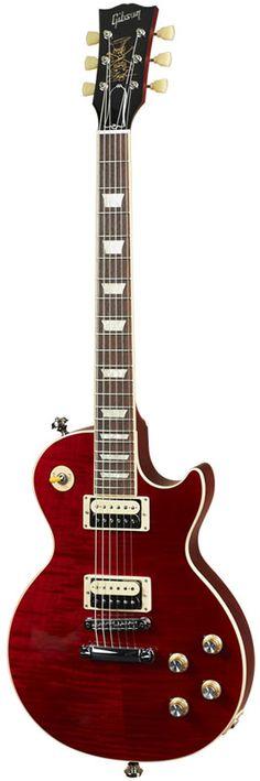 Gibson Slash Signature Rosso Corsa Les Paul