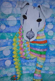 Harlequin Jack Russell Terriers