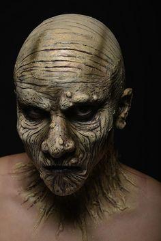 10 Spooky Makeup Looks for the Halloween Fanatic Horror Makeup, Scary Makeup, Sfx Makeup, Costume Makeup, Makeup Art, Ghost Makeup, Special Makeup, Special Effects Makeup, Maquillaje Halloween