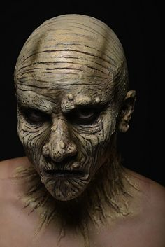 Really cool special effects makeup!