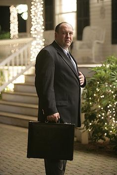 Tony Soprano - season 6 dream sequence, 'Join the Club'