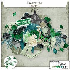 Emeraude by Aurelie Scrap  http://digital-crea.fr/shop/index.php?main_page=index&cPath=155_460