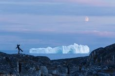 Illulissat is the Kalaallisut (the standard dialect of Greenlandic language) word for iceberg, with the city's neighbouring Illulissat Icefjord, the most productive glacier in the northern hemisphere, featuring enormous frozen structures