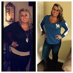 30lbs in 60 days!!! Honestly, this doesn't surprise me though... Saba 60 works y'all!! I mean seriously, who doesn't want to look and feel their BEST this summer!! I know I do!!
