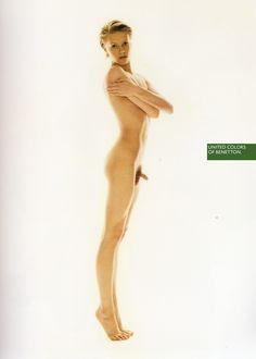 Hermaphrodite - 1995 - Oliviero Toscani #UnitedColorsOfBenetton