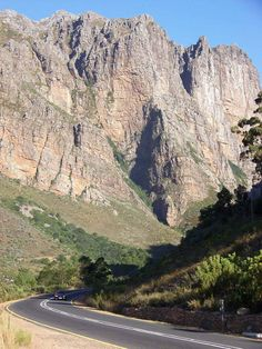 Du Toitskloof, Cape,  South Africa