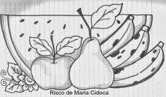 Art'sanália : Riscos da Maria Cidoca 1