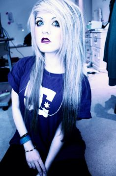 Marina Joyce...can I just have her face?