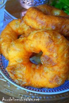 Sfenj beignet à la farine