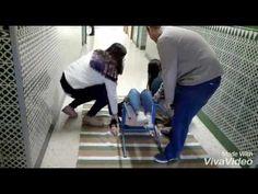 29.Como levantar al usuario del suelo(usuario dependiente)(técnica de la silla)