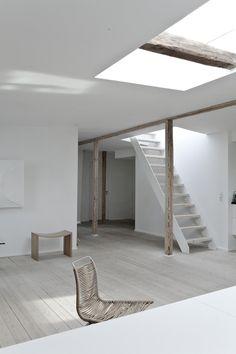 Norm Architects . Fredgaard Penthouse . Copenhagen  (1)