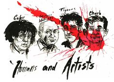 Wrote and drew this on #CharlieHebdo and the history of cartoonists killed for their work http://edition.cnn.com/2015/01/07/opinions/opinion-cartoonist-charlie-hebdo/…