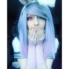 Caz said I look like Shiro from no game no life in this and that makes me so happy because I love her character so much!! I'm hoping to cosplay her soon anyways n hopefully Caz will cosplay Sora >\\\> 🐰💕🐱 Today has been good and my mood isn't too bad right now so I'm hoping for things to be better from here onwards 💧let's just see how my mental health state goes.. thank you all again for your concerns and lovely words, it means the absolute world to me and I adore you all so much. I'm…