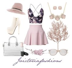 """""""Chic & Cute"""" by angeltori ❤ liked on Polyvore"""