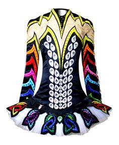Exclusive and unique Irish dancing dresses by Elevation Design. The Elevation brand is one which is known worldwide in the Irish dance community. Irish Step Dancing, Irish Dance, Dance Outfits, Dance Dresses, Celtic Dress, Ugly Dresses, Girls Leotards, Dance Fashion, Dress Picture