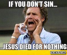 Preach On, Will Ferrell