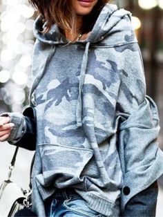 Camo Sweatshirt, Cut Sweatshirts, Hooded Sweatshirts, Hoodies, Sassy Boutique, Boutique Shop, Fashion Boutique, Casual Tops For Women, Types Of Sleeves