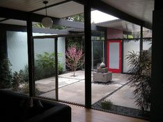 VRBO.com #459695 - Mid Century Modern House of Glass with Pool,       Close to Disneyland