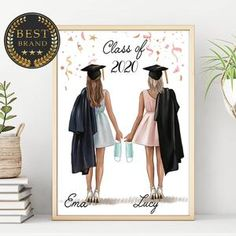 Graduation Gifts For Girlfriend, Birthday Gifts For Sister, Grad Gifts, Bff Gifts, Friend Birthday Gifts, 30th Birthday, Graduation Picture Poses, Graduation Portraits, Graduation Photography