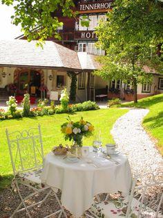 Hotel Tennerhof Kitzbühel