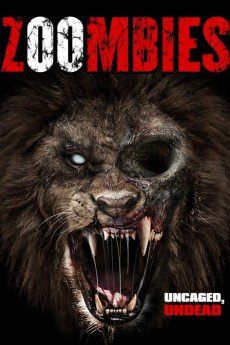 Virus quickly spreads through a safari park and turns all the zoo animals to zombies...