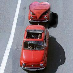 Fiat 500 con amore