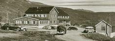 Skjaak, Norway   Grotli Høyfjellshotel under construction