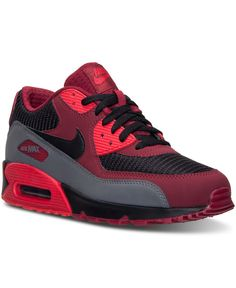 Nike Men\u0026#39;s Air Max 90 Essential Running Sneakers from Finish Line http://www.95gallery.com/