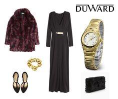 Acabamos el año por todo lo alto #LookDuward #Nochevieja #Fashion #Moda #RelojesDuward #Diplomatic #Paris #Mujer #Outfit  Compra tu Duward aquí: http://bit.ly/1PK6tJE