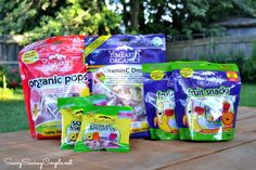 Back to School Treat: New Organic Fruit Snacks and Candy Made Healthy Thanks to YumEarth