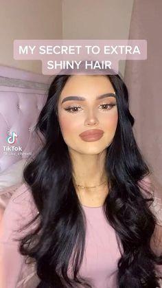 Hair Tips Video, Long Hair Tips, Curly Hair Tips, Grow Hair Overnight, Best Hair Brush, Hair Essentials, Luscious Hair, Healthy Hair Tips, Amai