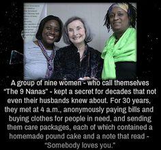 The Secret Sisterhood - 9 nanas...