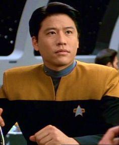 Garrett Wang of Star Trek: Voyager