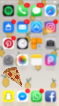 Pizza ✨