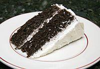 The Easiest Homemade Chocolate Cake: Easy Chocolate Cake