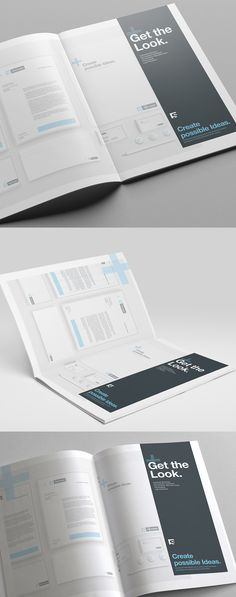 Indesign The Prestige - Brand Manual Template 530845 Design - it manual template