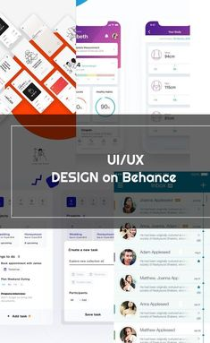 一針家計簿 UI/UX DESIGN on Behance Mobile Ui Patterns, Apple Seeds, Ui Ux Design, Healthy Habits, Behance