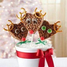 Reindeer pops