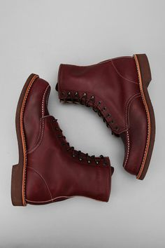 """Red Wing 200 Series 8"""" Moc Toe Boot"""