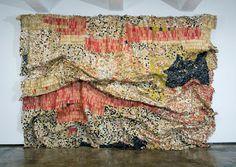 ArtArte: El Anatsui Arte Contemporânea Africana.