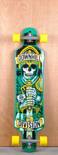 "Sector 9 40"" Gauntlet Longboard Complete Bottom"