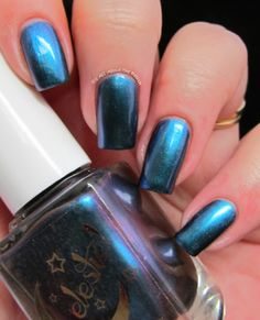 Sapphires of Tarth - Seven Kingdoms Collection - Celestial Cosmetics and Color4nails