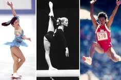 What famous olympians are doing (and look like) now versus back in the day when they won their olympic medals!