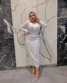 Simple Bridesmaid Dresses, Pretty Prom Dresses, Muslim Fashion, Modest Fashion, Fashion Dresses, Hijab Wedding, Muslim Beauty, Hijab Fashion Inspiration, Evening Dresses