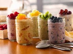 Easy Recipes to Do: OVERNIGHT OATMEAL
