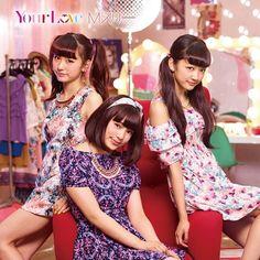 CDJapan : Your Love [CD+DVD] M Three CD Album